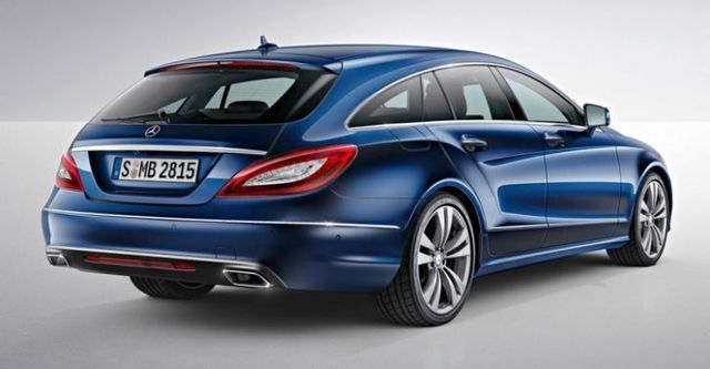 2016 M-Benz CLS Shooting Brake CLS400 AMG Line  第3張相片