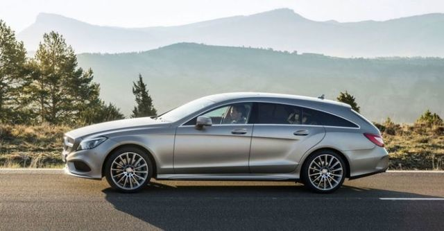 2016 M-Benz CLS Shooting Brake CLS400 AMG Line  第6張相片