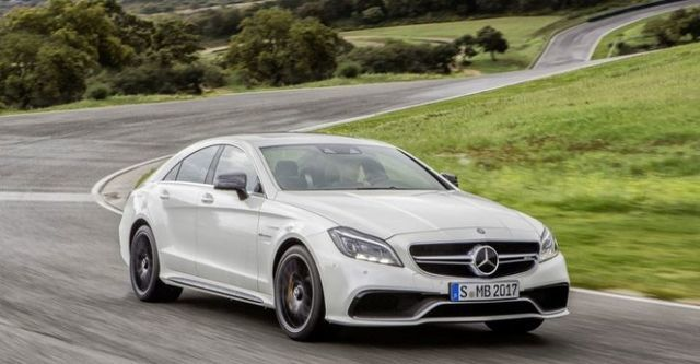 2016 M-Benz CLS-Class AMG CLS63 4MATIC  第1張相片