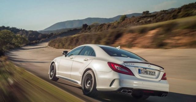 2016 M-Benz CLS-Class AMG CLS63 4MATIC  第2張相片