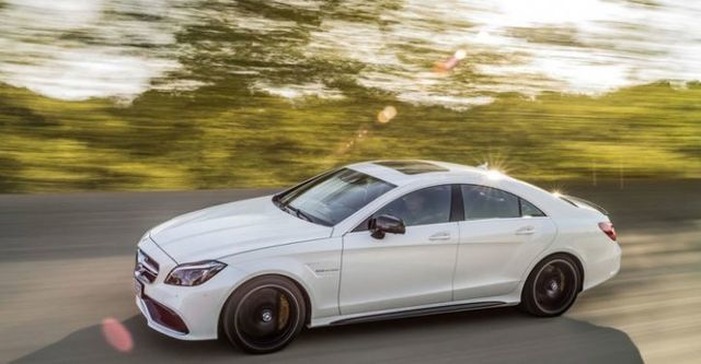 2016 M-Benz CLS-Class AMG CLS63 4MATIC  第3張相片