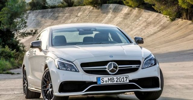 2016 M-Benz CLS-Class AMG CLS63 4MATIC  第4張相片