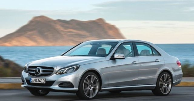 2016 M-Benz E-Class Sedan E220 BlueTEC Avantgarde  第1張相片