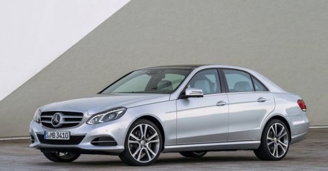 2016 M-Benz E-Class Sedan E220 BlueTEC Avantgarde  第2張相片