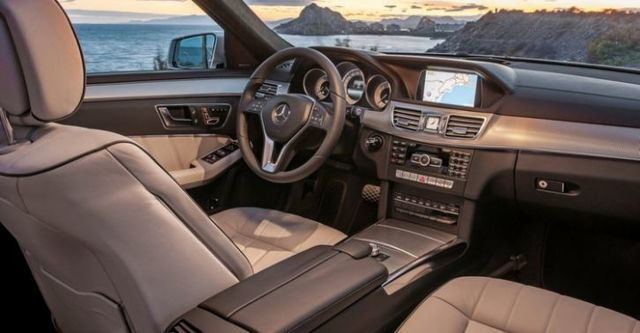2016 M-Benz E-Class Sedan E220 BlueTEC Avantgarde  第8張相片