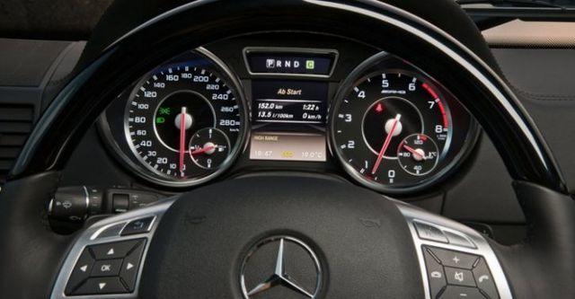 2016 M-Benz G-Class AMG G63 L  第8張相片