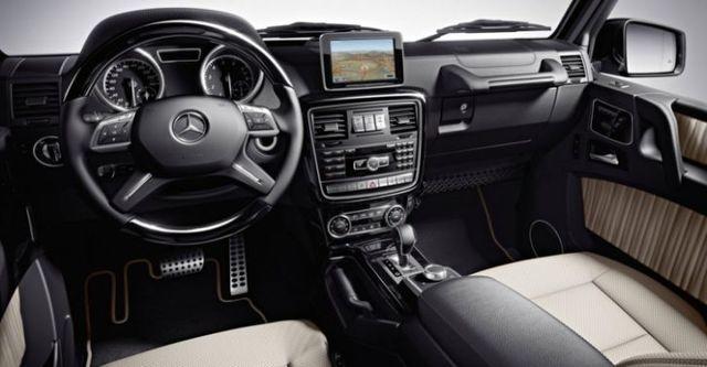 2016 M-Benz G-Class G350d L  第7張相片