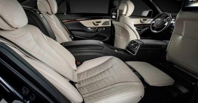 2016 M-Benz S-Class S350d L  第10張相片