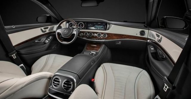 2016 M-Benz S-Class S400 Hybrid L  第7張相片