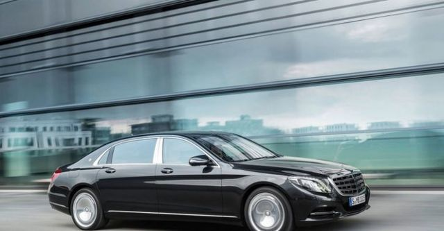 2016 M-Benz S-Class S600 Maybach  第3張相片