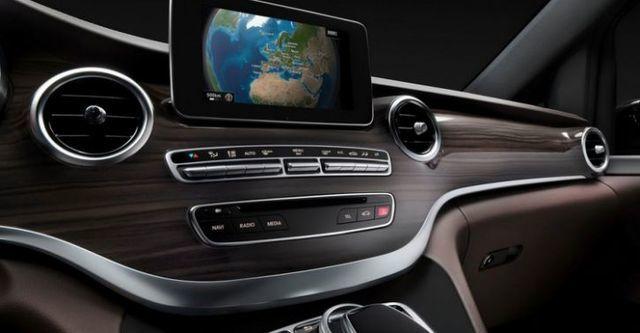 2016 M-Benz V-Class V250d Avantgarde  第7張相片
