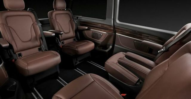 2016 M-Benz V-Class V250d Avantgarde  第9張相片