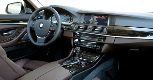 2016 BMW 5-Series Sedan 520i Luxury Line  第9張相片