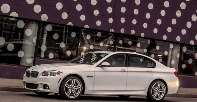 2016 BMW 5-Series Sedan 530d Luxury Line