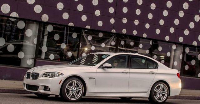 2016 BMW 5-Series Sedan 530d Luxury Line  第1張相片