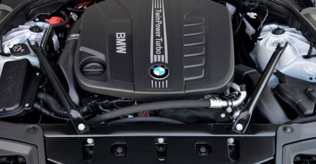 2016 BMW 5-Series Sedan 530d Luxury Line  第8張相片