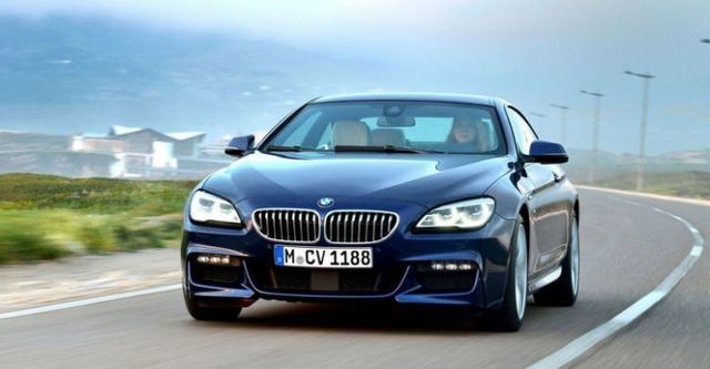 2016 BMW 6-Series Coupe 640i  第4張相片