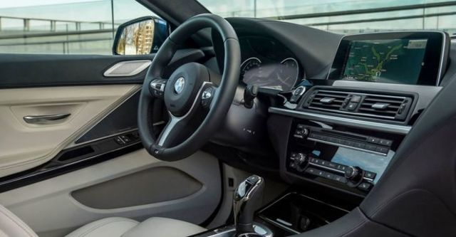 2016 BMW 6-Series Coupe 640i  第8張相片