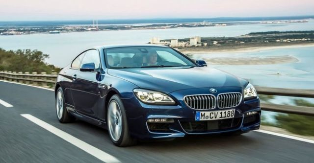 2016 BMW 6-Series Coupe 650i  第1張相片