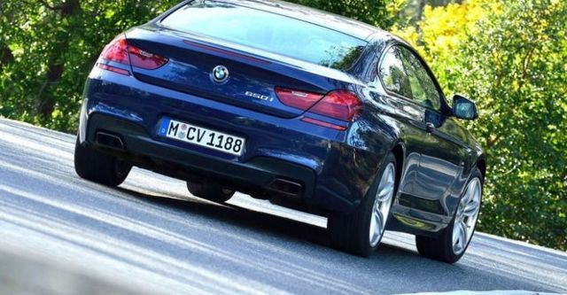 2016 BMW 6-Series Coupe 650i  第2張相片