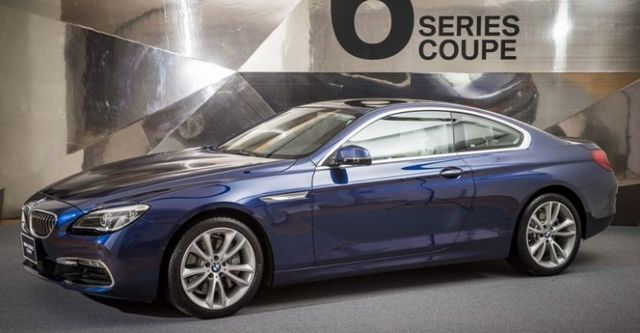 2016 BMW 6-Series Coupe 650i  第5張相片