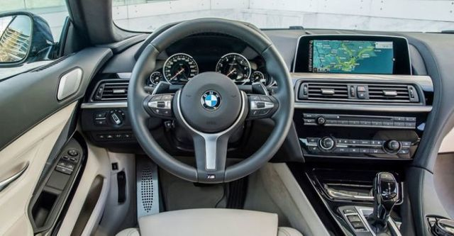 2016 BMW 6-Series Coupe 650i  第8張相片