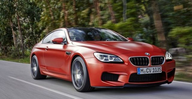 2016 BMW 6-Series Coupe M6