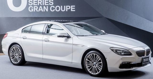 2016 BMW 6-Series Gran Coupe 640d
