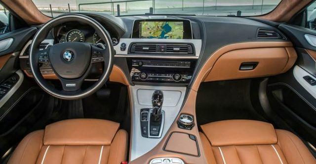 2016 BMW 6-Series Gran Coupe 640i  第6張相片
