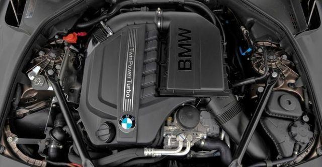 2016 BMW 6-Series Gran Coupe 640i  第10張相片