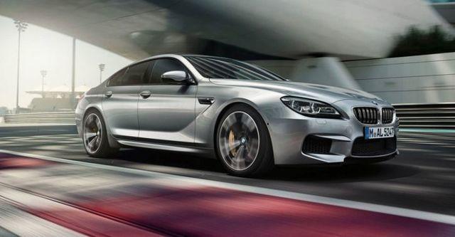 2016 BMW 6-Series Gran Coupe M6