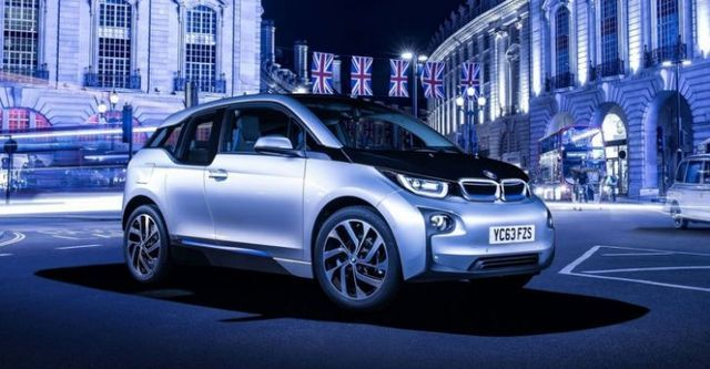 2016 BMW i3 REX增程式電動版  第1張相片