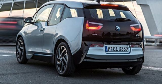 2016 BMW i3 REX增程式電動版  第2張相片
