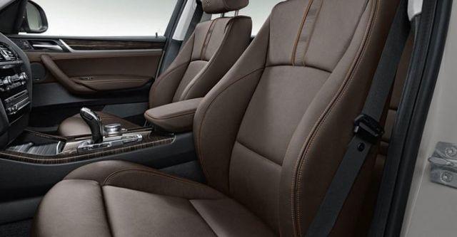 2016 BMW X3 xDrive20i領航版  第10張相片
