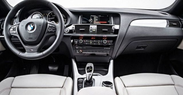2016 BMW X4 xDrive35i  第7張相片