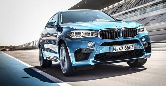 2016 BMW X6 M  第1張相片