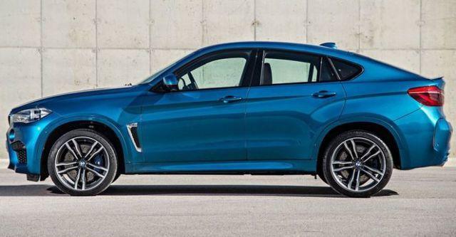 2016 BMW X6 M  第5張相片