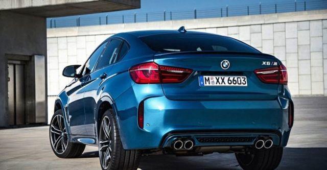 2016 BMW X6 M  第6張相片