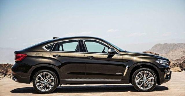 2016 BMW X6 xDrive30d  第2張相片