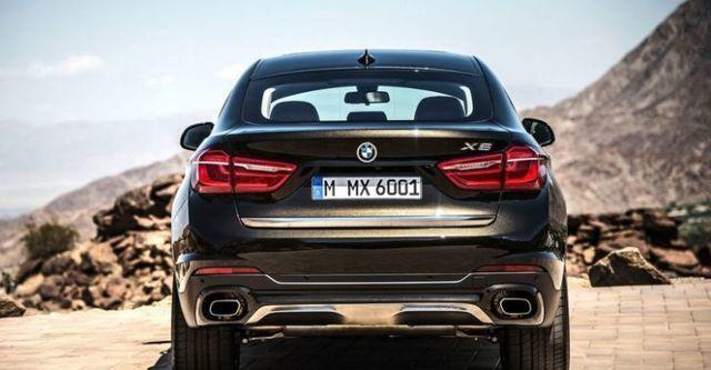 2016 BMW X6 xDrive30d  第4張相片