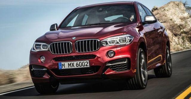 2016 BMW X6 xDriveM50d  第1張相片