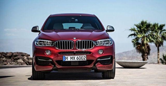 2016 BMW X6 xDriveM50d  第4張相片