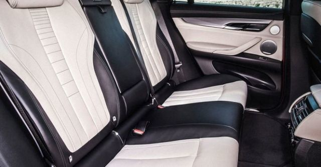 2016 BMW X6 xDriveM50d  第8張相片