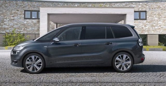 2016 Citroen Grand C4 Picasso 2.0 BlueHDi Premium Pack+  第3張相片