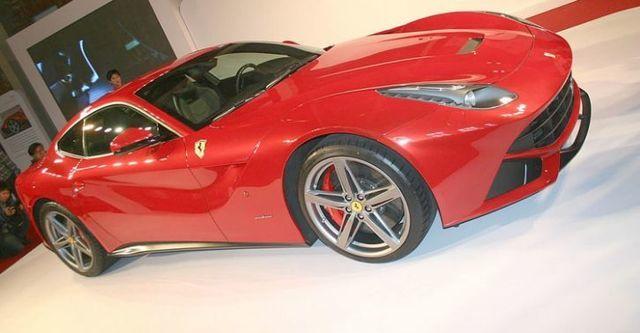 2016 Ferrari F12 Berlinetta V12  第1張相片