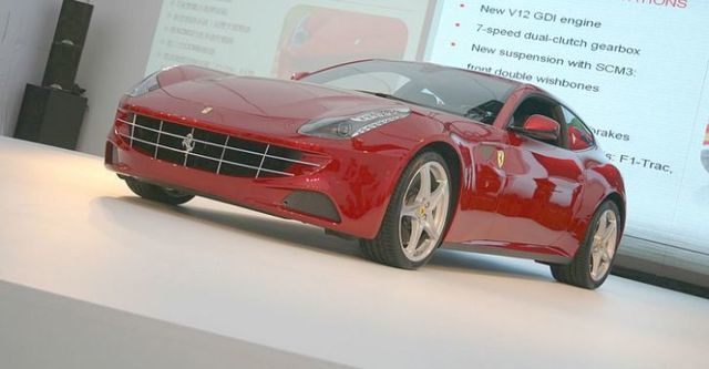 2016 Ferrari FF V12  第4張相片