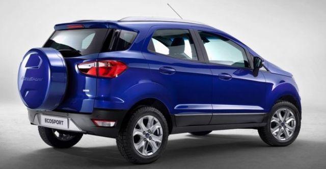 2016 Ford EcoSport 1.5都會時尚型  第9張相片