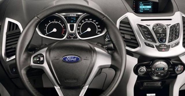 2016 Ford EcoSport 1.5都會時尚型  第10張相片