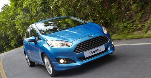 2016 Ford Fiesta 1.0 EcoBoost運動型  第1張相片