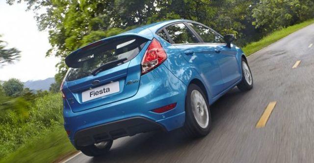 2016 Ford Fiesta 1.0 EcoBoost運動型  第2張相片